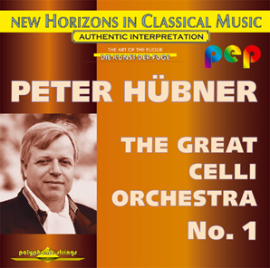 Peter Hübner - Orchestra Works - The Great Celli Orchestra - Celli Orchestra No. 1