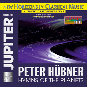 Peter Hübner - Hymns - Hymns of the Planets - JUPITER
