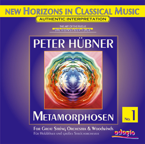 Peter Hübner - Orchestra Works - Metamorphoses - No. 1