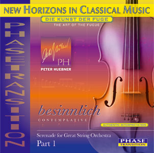 Peter Hübner - Latest Productions - Serenade for Great String Orchestra - Part 1