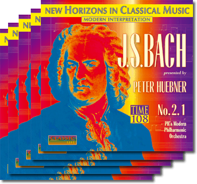 Peter Hübner presents BACH