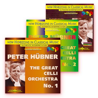 Peter Hübner - Cello Concerts