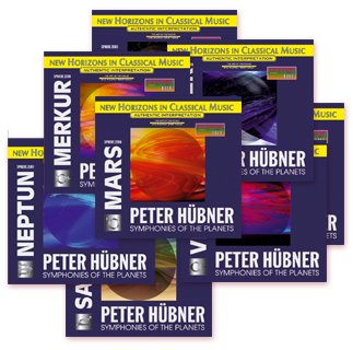 Peter Hübner - Symphonies of the Planets