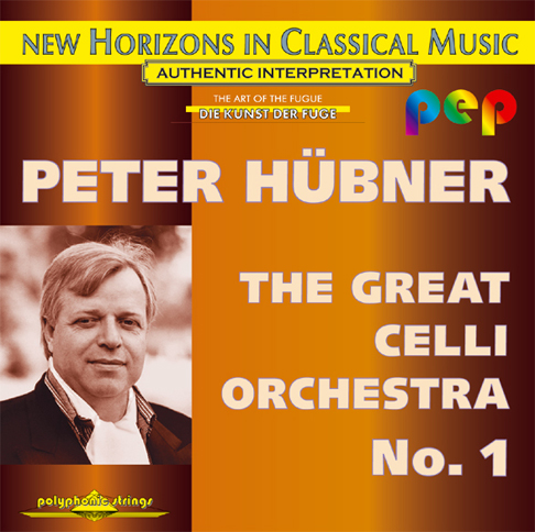 Peter Hübner - Celli Orchestra No. 1