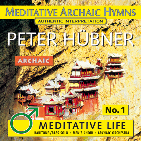 Peter Hübner - Meditative Life Male Choir No. 1
