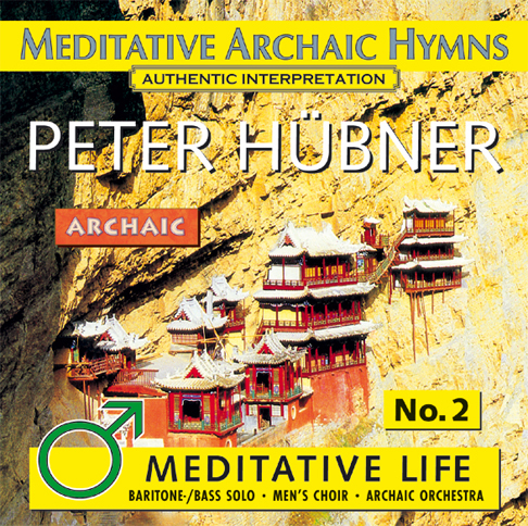 Peter Hübner - Meditative Life Male Choir No. 2