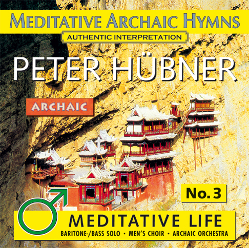 Peter Hübner - Meditative Life Male Choir No. 3