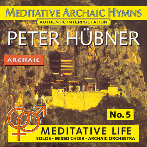 Peter Hübner - Meditative Life Mixed Choir No. 5