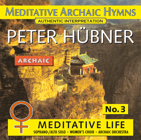 Peter Hübner - Meditative Life Female Choir No. 3