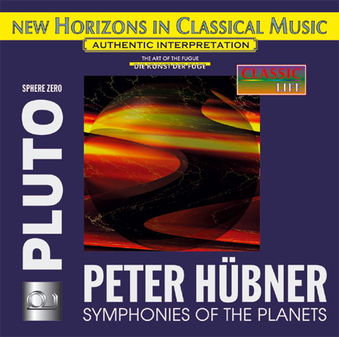 Peter Hübner - Symphonies of the Planets - PLUTO