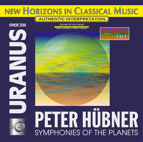 Peter Hübner - Symphonies of the Planets - URANUS