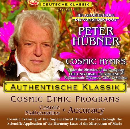 Peter Hübner - Cosmic Mathematics