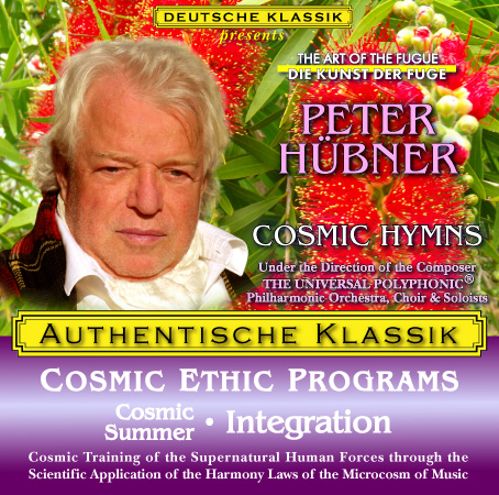 Peter Hübner - Cosmic Summer