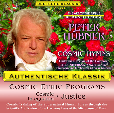 Peter Hübner - Cosmic Integration