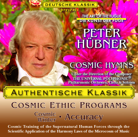 Peter Hübner - Cosmic Winter
