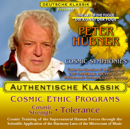 Peter Hübner - Cosmic Strength