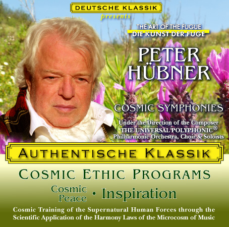 Peter Hübner - Cosmic Peace