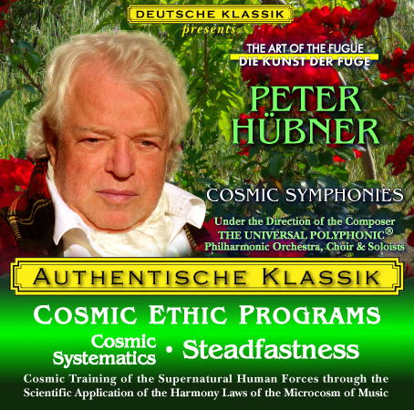 Peter Hübner - Cosmic Systematics
