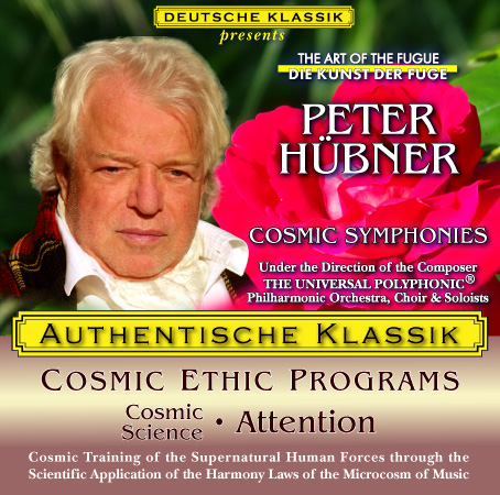Peter Hübner - Cosmic Science