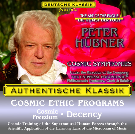 Peter Hübner - Cosmic Freedom