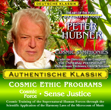 Peter Hübner - Cosmic Force of Life