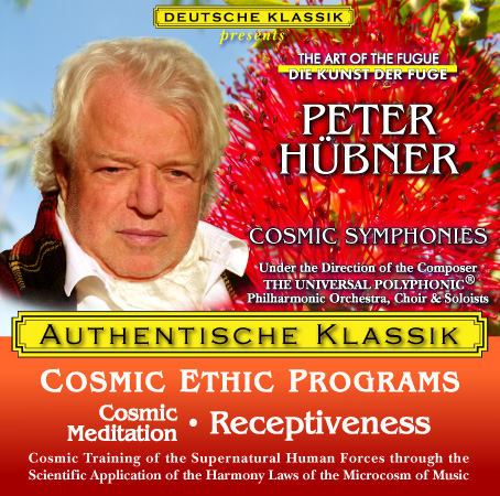 Peter Hübner - Cosmic Meditation