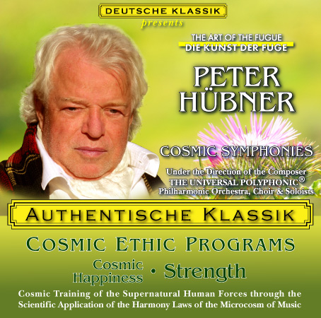 Peter Hübner - Cosmic Happiness of Life