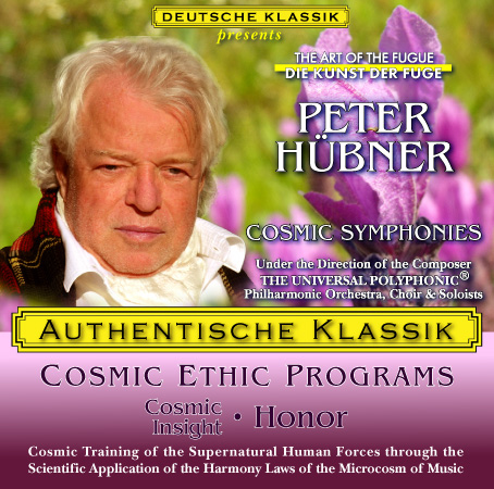 Peter Hübner - Cosmic Insight