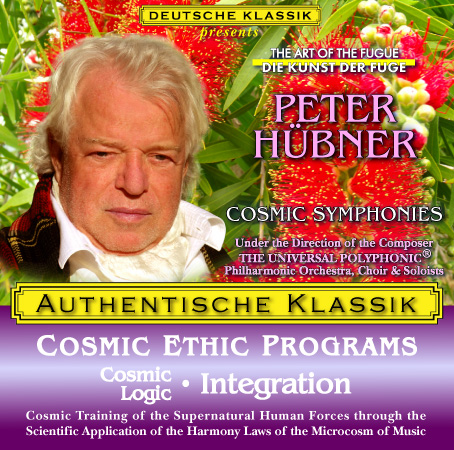 Peter Hübner - Cosmic Logic