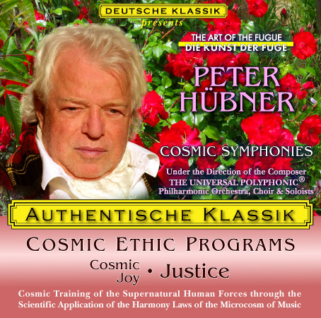 Peter Hübner - Cosmic Joy of Life