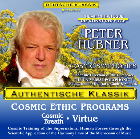 Peter Hübner - Cosmic Breath