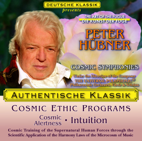 Peter Hübner - Cosmic Alertness