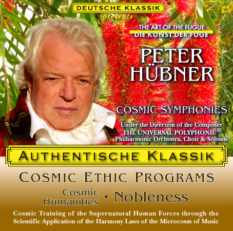 Peter Hübner - Cosmic Humanities