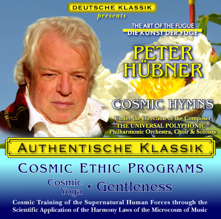 Peter Hübner - Cosmic Yoga
