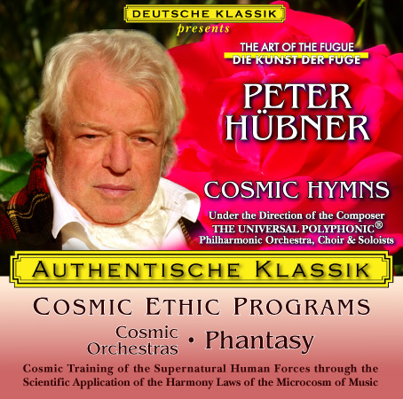 Peter Hübner - Cosmic Orchestras
