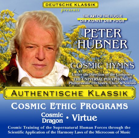 Peter Hübner - Cosmic Dragon