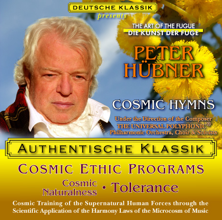 Peter Hübner - Cosmic Naturalness