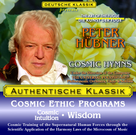 Peter Hübner - Cosmic Intuition