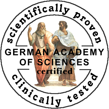 German Academy of Sciences and Arts - certified