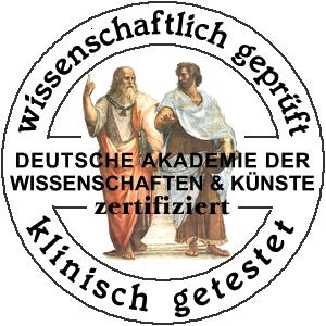 Deutsche Akademie der Wissenschaften und Kuenste - zertifiziert